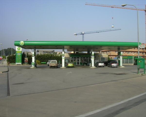 Gasolinera BP